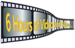 tca - 6 hours of video and more