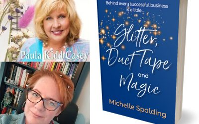 Behind Every Business is GLITTER, DUCT TAPE AND MAGIC