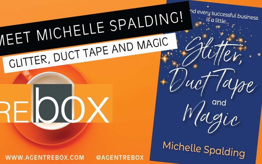 Join us as we talk Glitter, Duct Tape and Magic